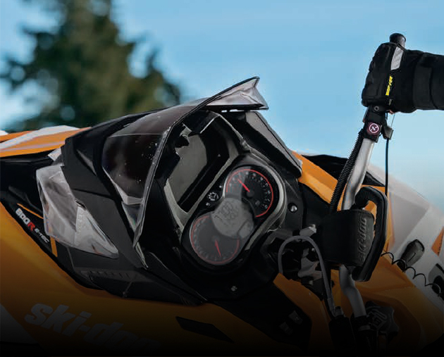 View All Ski-Doo Accessories