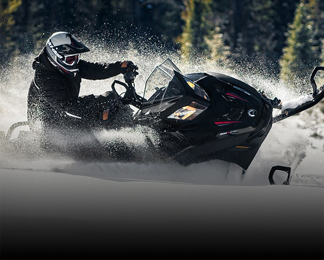 Ski-Doo Expedition Sport Parts
