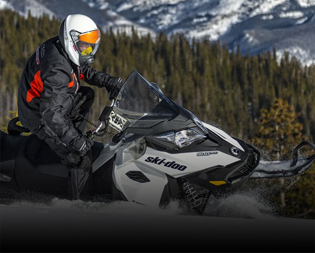 Ski-Doo Expedition TUV Parts