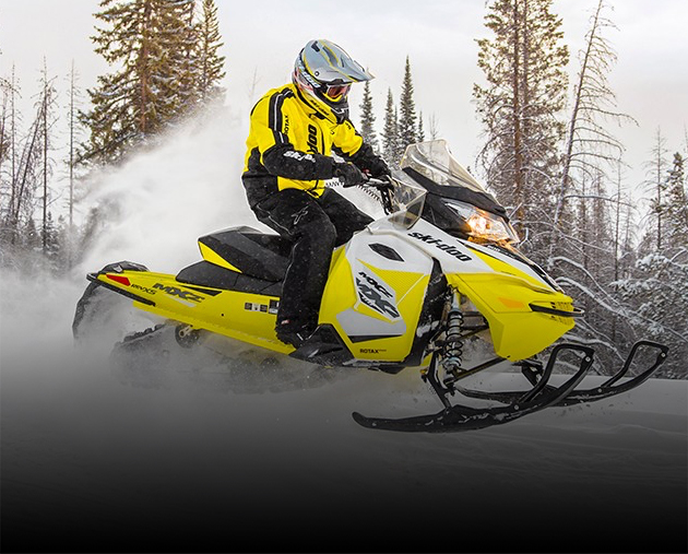 Ski-Doo MXZ TNT Parts