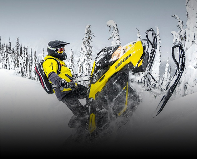 Ski-Doo Summit Parts
