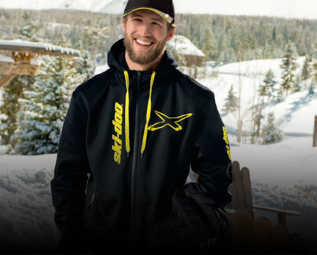 View All Ski-Doo Apparel