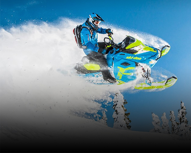 Ski-Doo Freestyle Parts